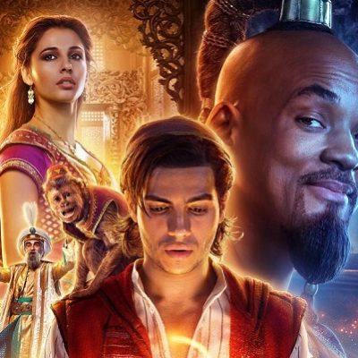 "Disney's Live-Action Adaptation of ""Aladdin Trailer"