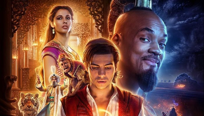 "Disney's Live-Action Adaptation of ""Aladdin Trailer"