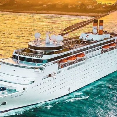 Our First Solo Cruise and Bahamas Paradise Cruise Giveaway