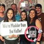 Our Alice and Wonderland Adventure with The Escape SoFlo
