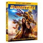 BUMBLEBEE Blu-ray/DVD Combo Pack Giveaway