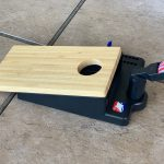 Mini Tabletop Cornhole by Double Chuck