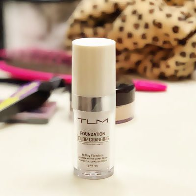 TLM Foundation – Color Changing – REAL Review