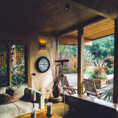 Connect Your Living Room to Your Outdoor Area