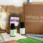 Simply Earth Recipe Box Review & $40 Gift Card