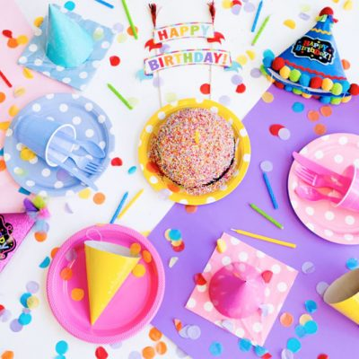 5 Easy Party Favor Ideas For Your Child's Birthday Party