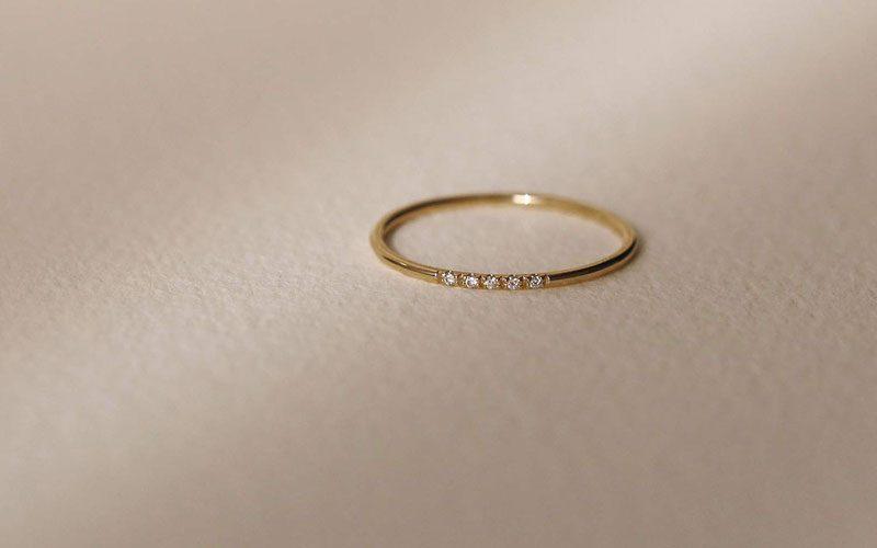 Minimalist Rings