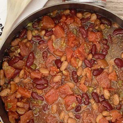 Spicy Weekday Chili Recipe
