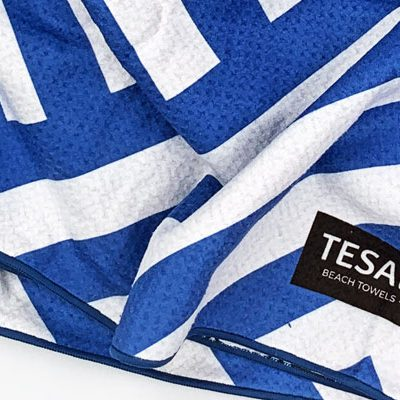 Tesalate the Sand Free Beach Towel