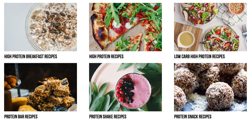 protein recipes