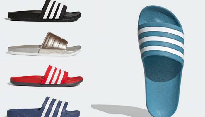 Top 5 Slide Colors to Wear this Summer