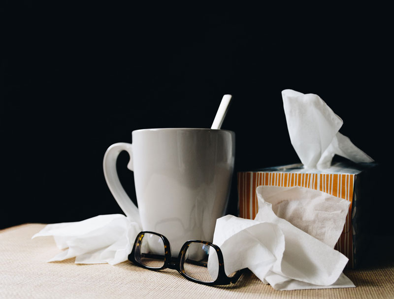 common cold home remedies